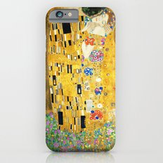 Gustav Klimt The Kiss iPhone 6 Slim Case