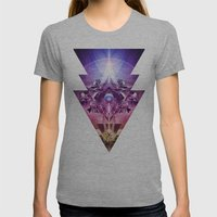 Vanguard Mkiii Womens Fitted Tee Athletic Grey SMALL