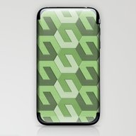 Geometrix LXII iPhone & iPod Skin