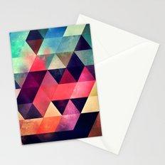 tryypyzoyd symmyr rymyx Stationery Cards