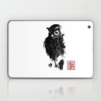 Hibou / Owl Laptop & iPad Skin