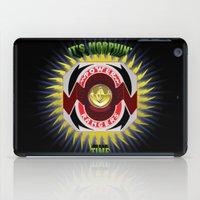 It's Morphin' Time - Green Ranger iPad Case