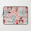 Doors and Windows Laptop Sleeve