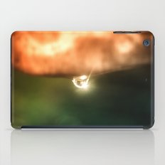 Just a drop of water in an endless sea iPad Case