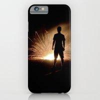 Fire Starter iPhone 6 Slim Case