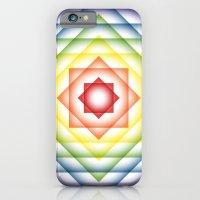 ROY G BIV Overlay iPhone 6 Slim Case