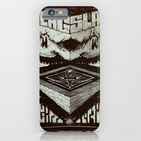 Pyramid Scheme iPhone 6 Slim Case