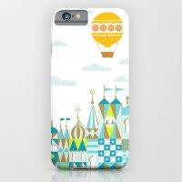 Small Magic white iPhone 6 Slim Case