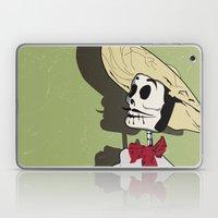 Dia de los Muertos Man Laptop & iPad Skin