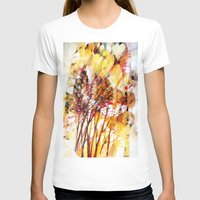 Tuscany Womens Fitted Tee White SMALL