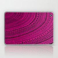 Hot Pink Pulse O4. Laptop & iPad Skin