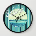 Sailin' Wall Clock