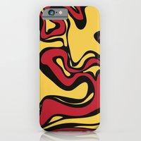 iPhone & iPod Case featuring Lava Lamp by Ashley