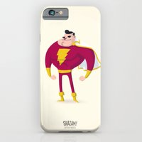 SHAZAM! Captain Marvel iPhone 6 Slim Case