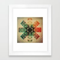 Technicolor Dream-o-Scope Framed Art Print