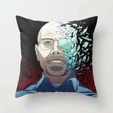 Ozymandias (Walter White - Breaking Bad) Throw Pillow