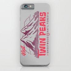 Visit Twin Peaks iPhone 6s Slim Case