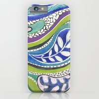 iPhone & iPod Case featuring Patterned Nature by Janet Broxon