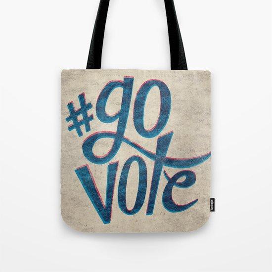 #GoVote Tote Bag