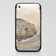 Fishes  /  Mirror Underw… iPhone & iPod Skin