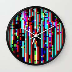 port4x20a Wall Clock