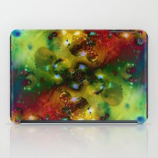 Cosmic Timewarp iPad Case