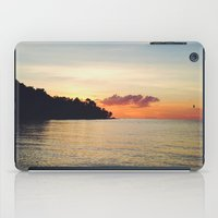 Disappear And Hide iPad Case