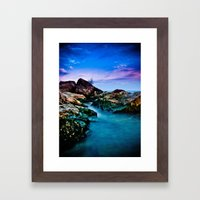 Ashbridges Bay Toronto Canada Sunrise No 10 Framed Art Print