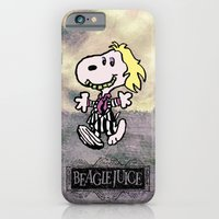 Beaglejuice iPhone 6 Slim Case