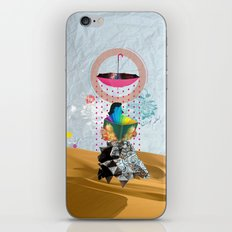 Desert Of Knowledge iPhone & iPod Skin
