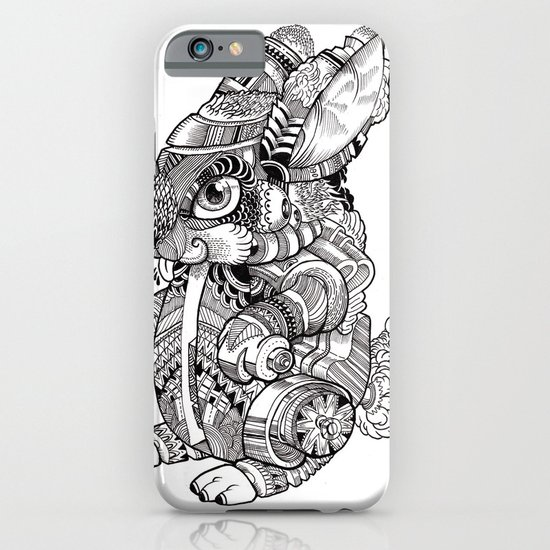 BUN EY iPhone & iPod Case