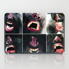 9 gritos iPad Case