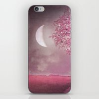 Song of the Springbird iPhone & iPod Skin
