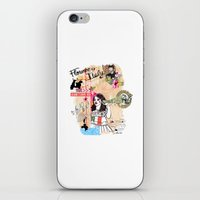 Florence, Italy iPhone & iPod Skin