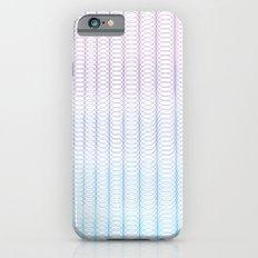 Circle Gradient Slim Case iPhone 6s