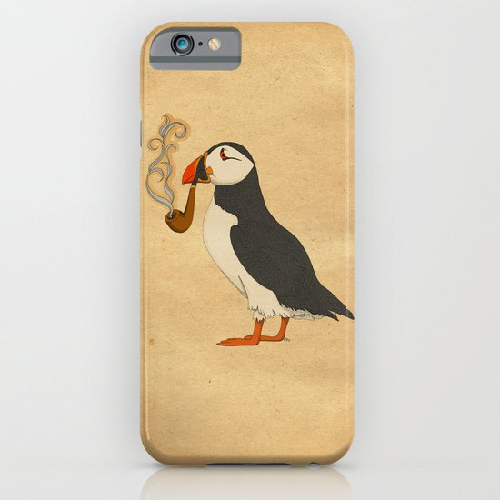 Puffin' iPhone & iPod Case
