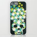 Flowers on the head. iPhone & iPod Case