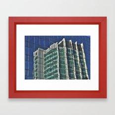 UCH-HDR Framed Art Print