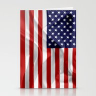 The Flag Of The United S… Stationery Cards