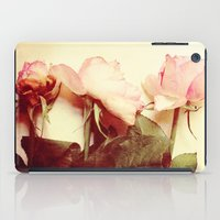 Vintage Rose iPad Case