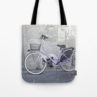 La Bicicletta - Italy Tote Bag