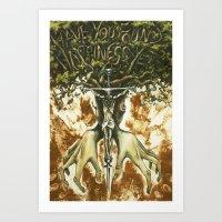 Alternative Methods Art Print