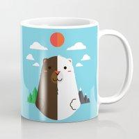 Grizzly & Polar Mug