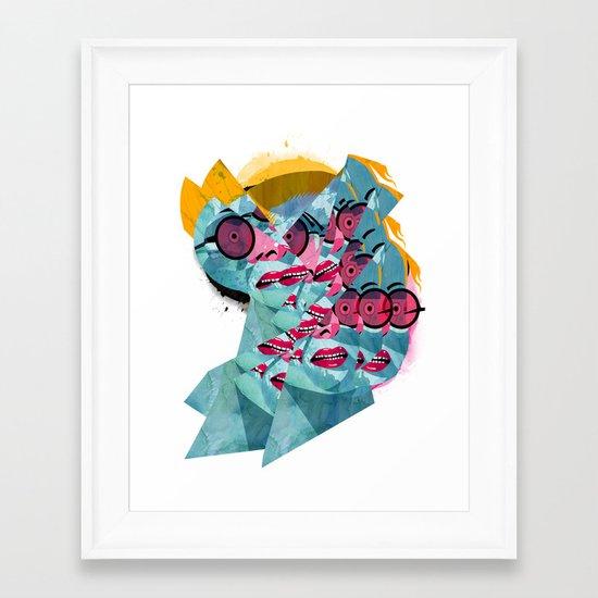 031112 Framed Art Print
