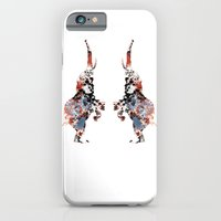 Dancing Elephants iPhone 6 Slim Case