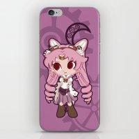 Steampunk Chibimoon - Sailor Moon iPhone & iPod Skin