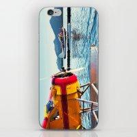 Float Planes iPhone & iPod Skin