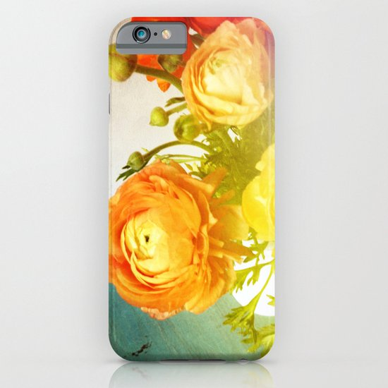 Her Heart Was Always Happy iPhone & iPod Case