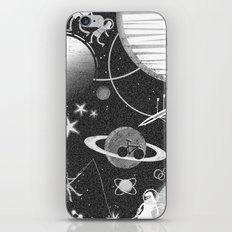 SPACE & SPORT iPhone & iPod Skin