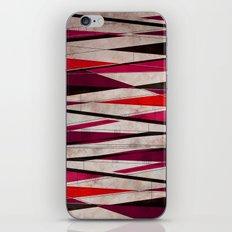 Interference iPhone & iPod Skin